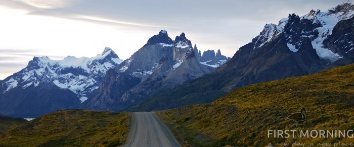 Roadtrip i Patagonien: Torres del Paine - First Morning