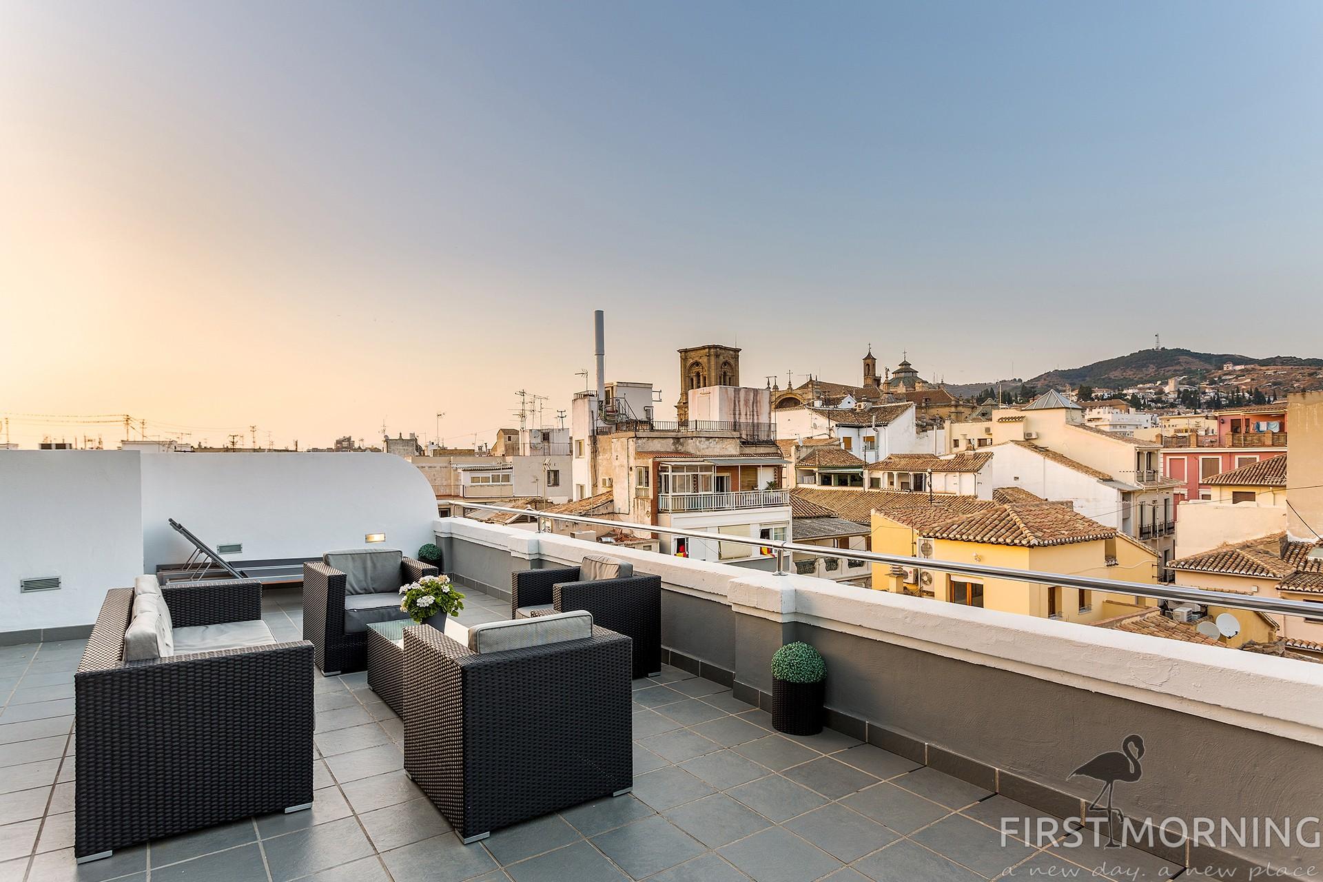 Hotelltips: Room Mate by Leo, Granada, Spanien - First Morning