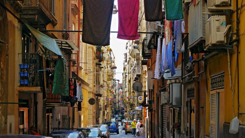 Quartieri Spagnoli Naples